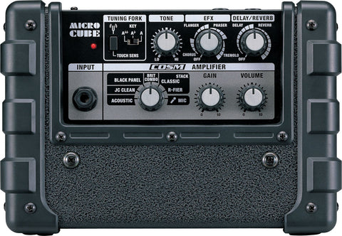 Roland Micro Cube GX Guitar Amplifier, Black -  - ROSE MORRIS - Electric Amps - 2