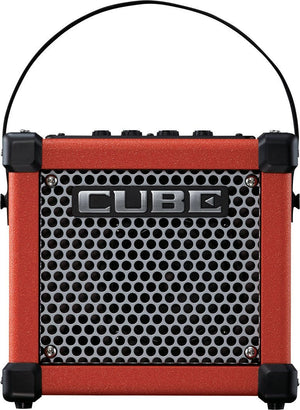 Roland Micro Cube GX Guitar Amplifier, Red -  - ROSE MORRIS - Electric Amps - 1