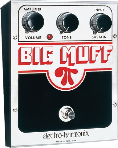 Electro Harmonix Big Muff Distortion / Sustainer -  - ROSE MORRIS - Electric Guitar FX
