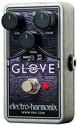 Electro Harmonix Glove Overdrive -  - ROSE MORRIS - Electric Guitar FX