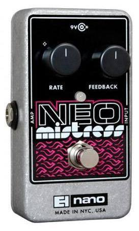 Electro Harmonix Neo Mistress Flanger -  - ROSE MORRIS - Electric Guitar FX