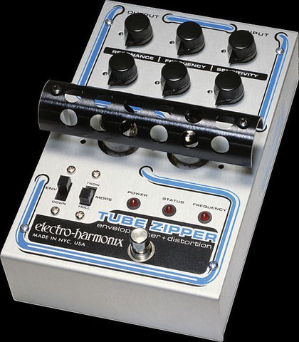 Electro Harmonix TUBE ZIPPER Envelope Filter/Distortion -  - ROSE MORRIS - Electric Guitar FX