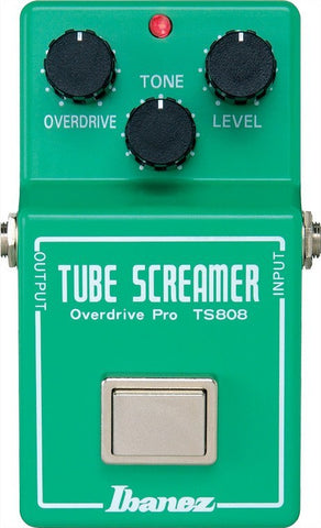 Ibanez TS808 Original Tube Screamer -  - ROSE MORRIS - Electric Guitar FX