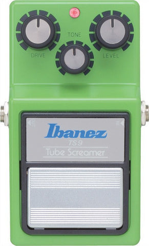 Ibanez TS9 Tube Screamer -  - ROSE MORRIS - Electric Guitar FX
