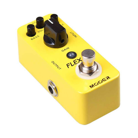 Mooer MBT1 Flexboost Boost Pedal -  - ROSE MORRIS - Electric Guitar FX