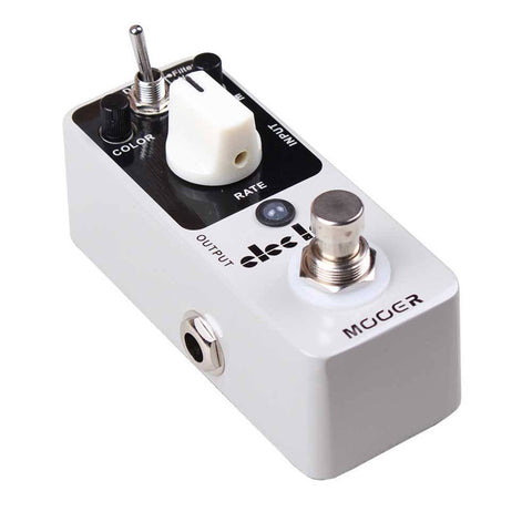 Mooer MFL1 Eleclady Analogue Flanger Pedal -  - ROSE MORRIS - Electric Guitar FX