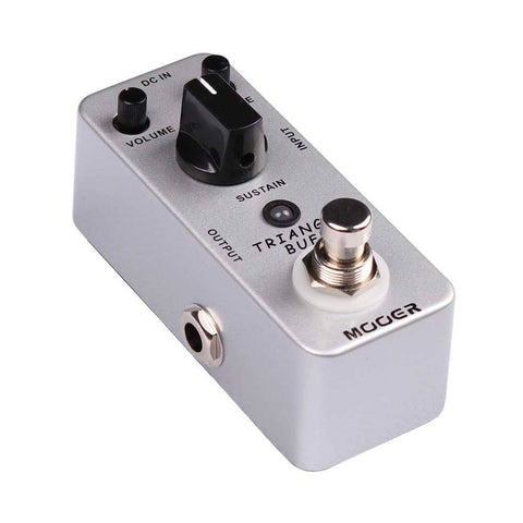 Mooer MFZ2 Triangle Buff Fuzz Pedal -  - ROSE MORRIS - Electric Guitar FX