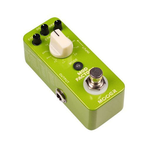 Mooer MMF1 Mod Factory Mulit Effects Pedal -  - ROSE MORRIS - Electric Guitar FX