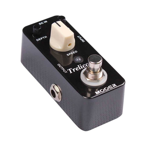 Mooer MTR1 Treliecopter Tremolo Pedal -  - ROSE MORRIS - Electric Guitar FX
