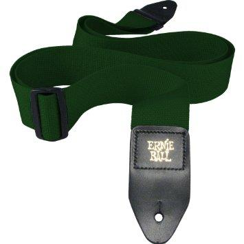 Ernie Ball 4050 Polypro Guitar Strap Forest Green