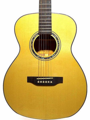 Shaftesbury 3170e Folk Electro Acoustic Guitar