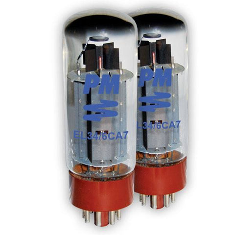 PM Guitar Tubes EL34/6CA7 Power Tube - Boxed as a Pair (2) -  - ROSE MORRIS - Guitar Amp Tubes