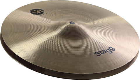 Stagg SH series regular medium hi-hats - 12