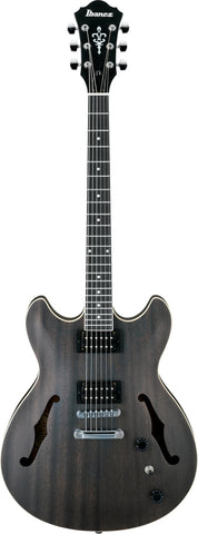 Ibanez AS53-TKF Artcore AS Transparent Black Flat