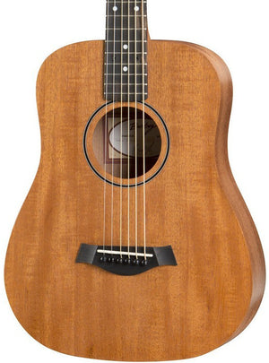 Taylor BT2 Left Handed Baby Taylor ¾ Scale Acoustic Guitar, Mahogany -  - ROSE MORRIS - Left Handed Acoustic Guitars - 2
