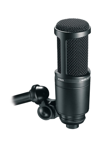 Audio Technica AT2020 Condenser Microphone -  - ROSE MORRIS - Microphones