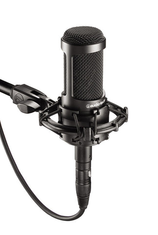 Audio Technica AT2035 Condenser Microphone -  - ROSE MORRIS - Microphones