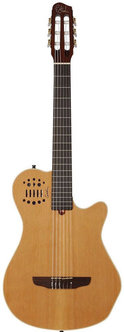 Godin Multiac Grand Concert SA Natural HG Electro Classical Guitar