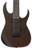 Ibanez RG7421 RG 7 Strings Walnut Flat