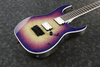 Ibanez RGIX6FDLB Iron Label Northern Lights Burst
