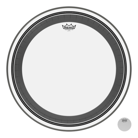 Remo Clear Powerstroke Pro Bass Head