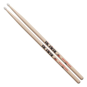 Vic Firth American Classic 5AN Nylon Tip Hickory Drumsticks