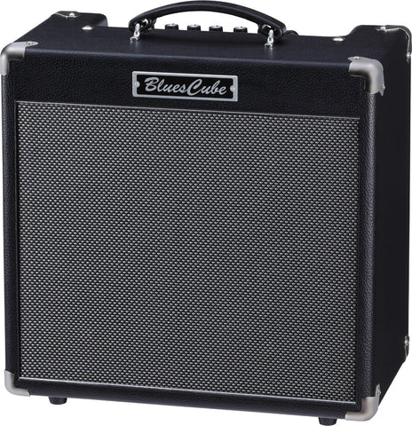 Roland Blues Cube Hot Guitar Amplifier, Black -  - ROSE MORRIS - Electric Amps - 1