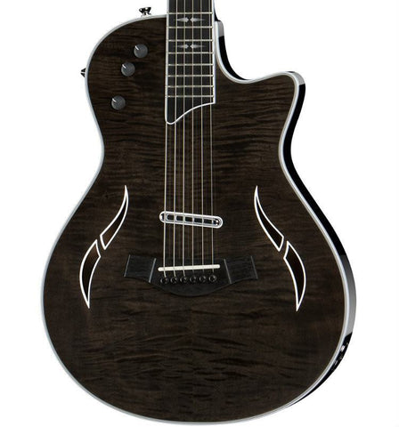 Taylor T5z Pro, Gaslamp Black -  - ROSE MORRIS - Semi Acoustic Electric Guitars - 1