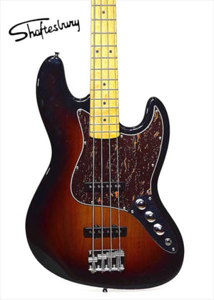 Shaftesbury 3416w Bass Guitar Sunburst