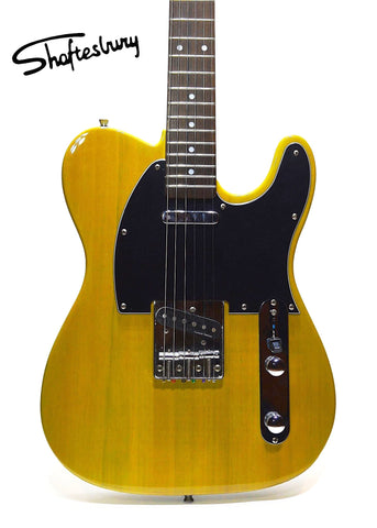 Shaftesbury 3412 Electric Guitar, Blonde