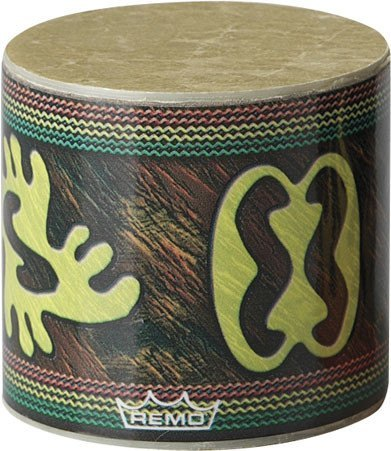 Remo Mini Shaker, Adinkra -  - ROSE MORRIS - Shakers