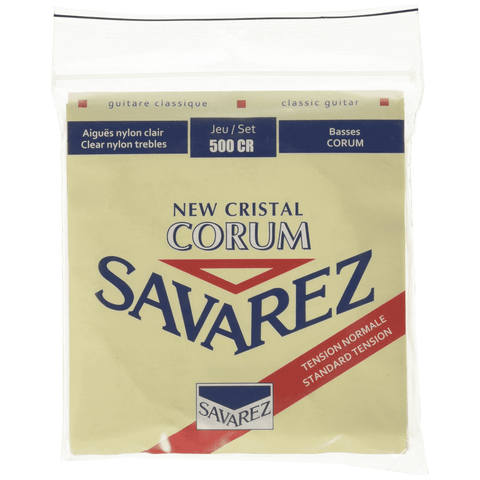Savarez 500CR Normal Tension Classical Guitar Strings