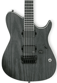 Ibanez FRIX6FEAH-CSF Iron Label FR Charcoal Stained Flat