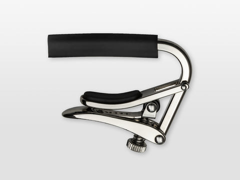 Shubb Acoustic Capo Polished Nickel