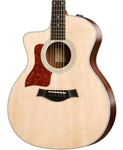 Taylor 214ce Left Handed Electro Acoustic Guitar
