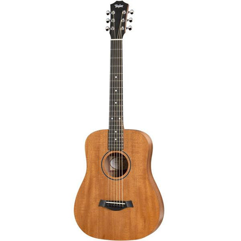Taylor BT2 Left Handed Baby Taylor ¾ Scale Acoustic Guitar, Mahogany