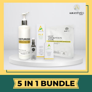 A.M 5 IN 1 BUNDLE (2 FREE MASKS)
