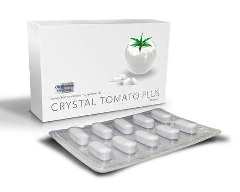Crystal Tomato Oral Capsules