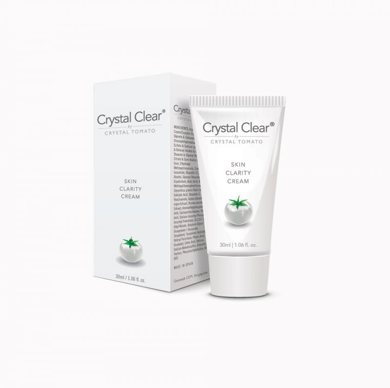 Crystal Tomato Skin Clarity Cream