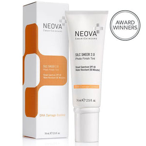 Neova DNA Damage Control Silc Sheer 2.0 SPF40 Sunscreen