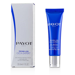 Payot Paris Techni Liss Cica Expert Balm: Soothing and Restructuring Care 30ml