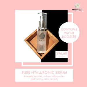 A.M Pure Hyaluronic Serum
