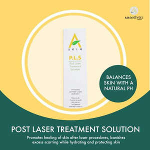 A.M Post Laser Treatment Solution