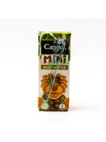 CAPPY MULTIMEYVE SIRESI TP 0.2 LT.