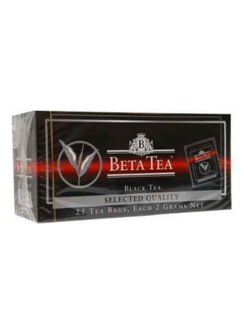 BETA SELECTED QARA CAY 25EDED TEABAGS