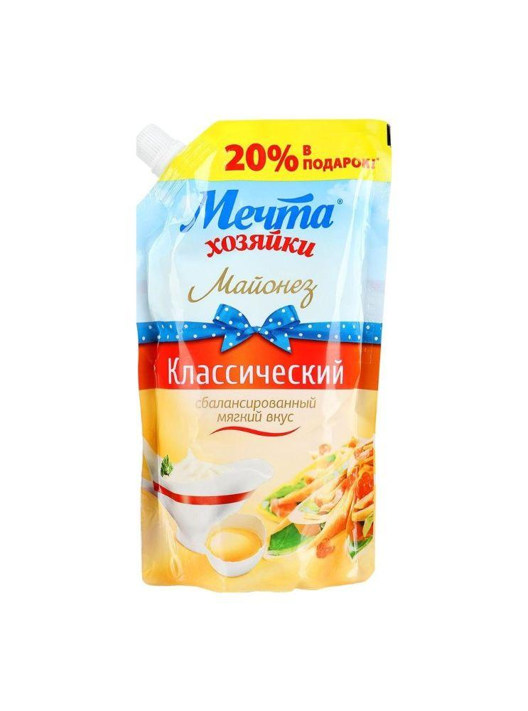 MECHTA XOZAYKI KLASSIK 800ML