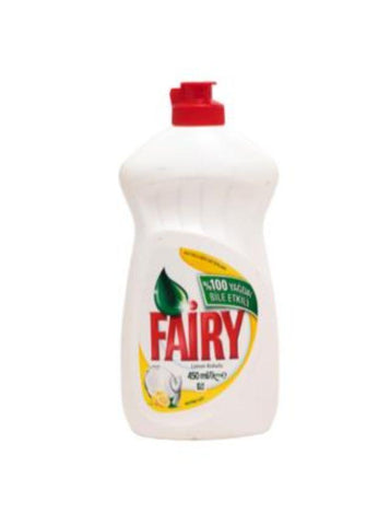 FAIRY QABYUYAN VASITE LIMON 450ML
