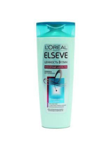 ELSEVE SAC UCUN SAMPUN NORM VE YAGLI 400ML.