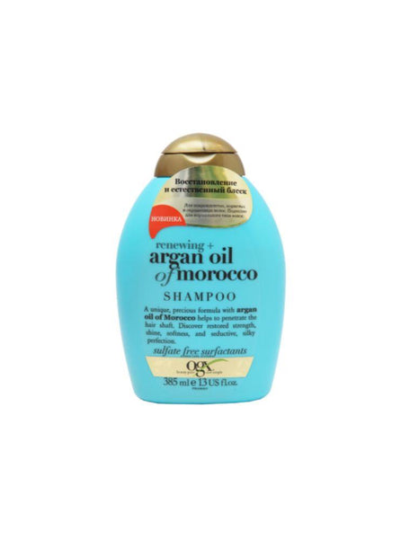 OGX SAMPUN ARGAN YAGI BERPAEDICI 85ML