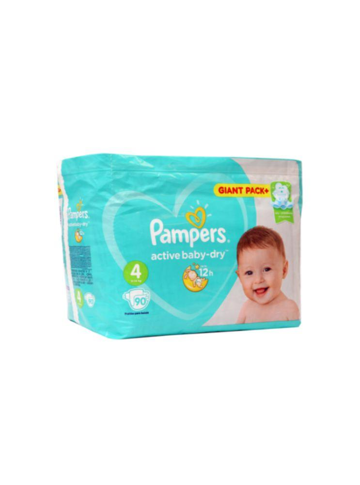 PAMPERS GIANT PACK USAQ BEZI S4 90 EDED